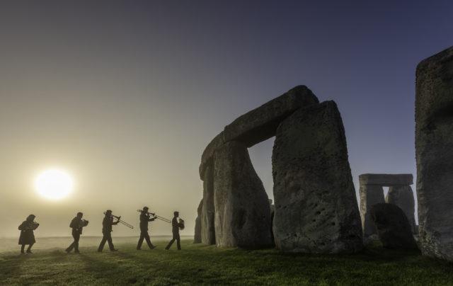 Stonehenge centenary